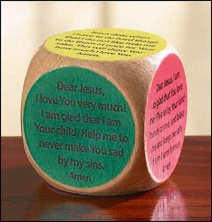 Children's Prayer Cube™