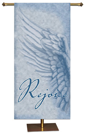 Rejoice In A Word Banner