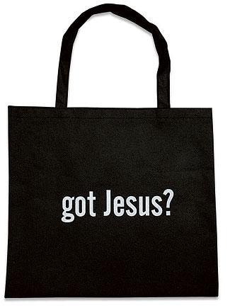 Got Jesus? Non-Woven Tote Bag