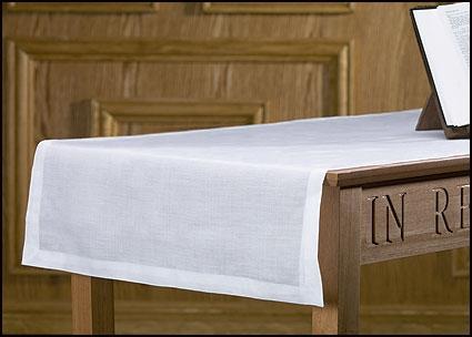 100% Linen Altar Runner