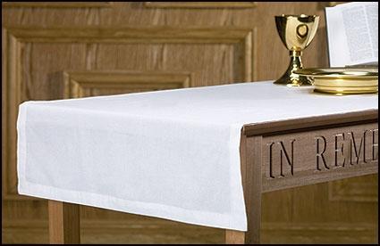 Poly/Cotton Blend Altar Runner