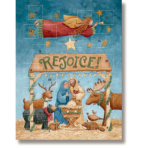 Rejoice! Advent Calendar