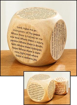 Large Sized Original Prayer Cube™