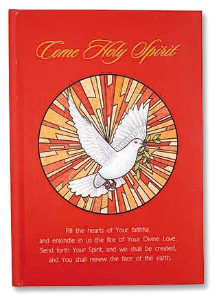 Come Holy Spirit Confirmation Journal - 12/pk