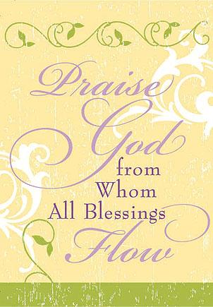 Praise God Banner
