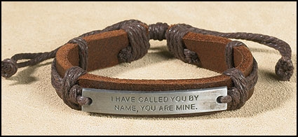 I Have Called You By Name Inspirational Bracelet - 12/pk