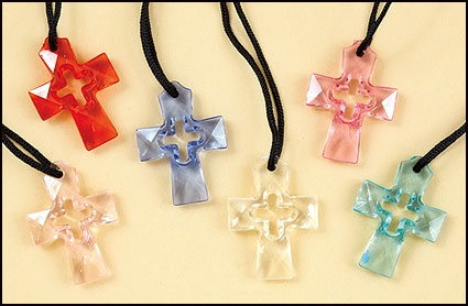 Cut Out Cross Pendant Assortment