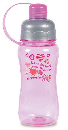 Love the Lord Water Bottle