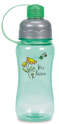 Bee Faithful Water Bottle