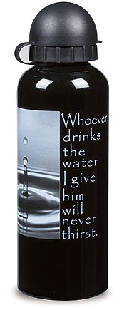 Never Thirst Water Bottle - 4/pk