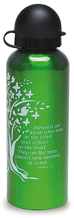 Tree of Life Water Bottle - 4/pk