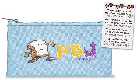 PBJ Pencil Case