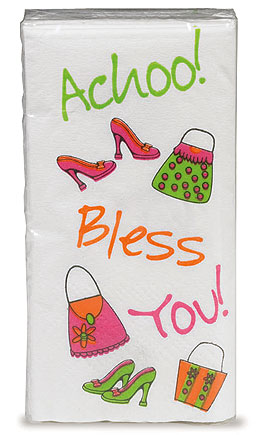 Achoo! Bless You! Inspirational Tissue