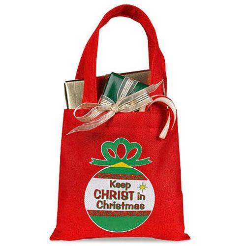 Keep Christ in Christmas Christmas Gift Bag
