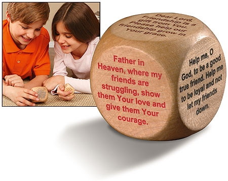 Friendship Prayers Prayer Cube™ - 12/pk