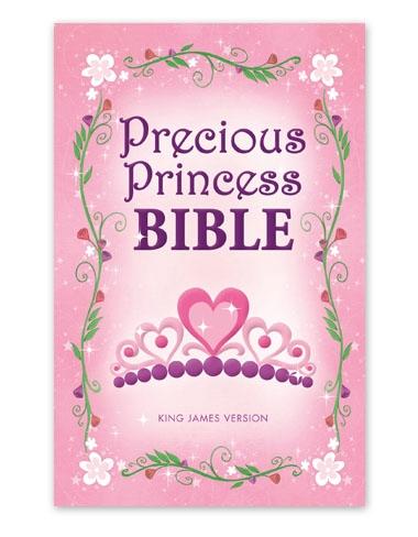 Precious Princess Bible