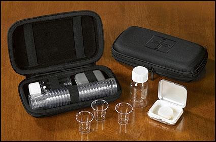 Disposable Portable Communion Set