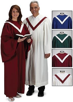 Cambridge™ Pleated Choir Stole