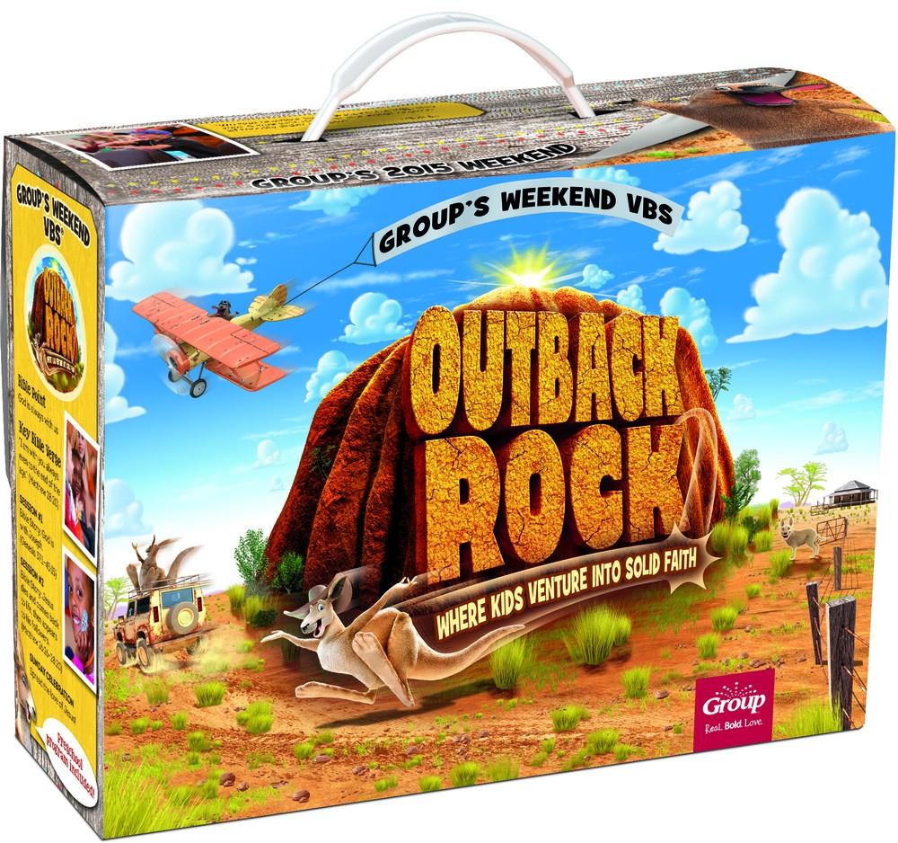 Outback Rock Weekend VBS Ultimate Starter Kit