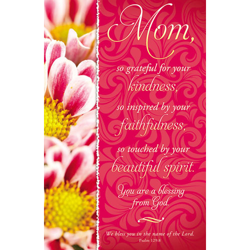Mother's Day Bulletin