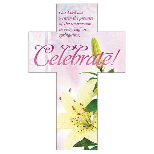 Celebrate! Easter Cross Bookmark