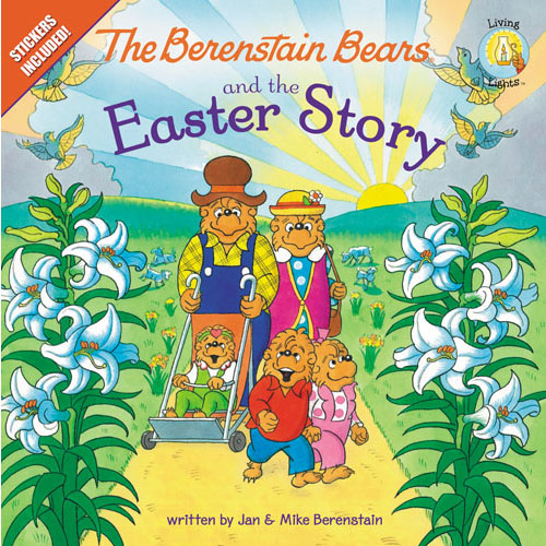 Book: Berenstain Bears and the Easter Story