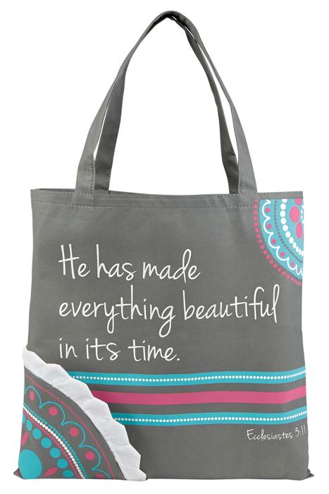 Everything Beautiful Tote Bag - 12/pk