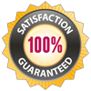 100% Satisfaction Guaranteed - Our Pledge to You