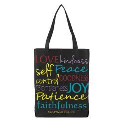 Fruit of the Spirit Tote Bag - 12/pk