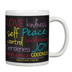 Fruit of the Spirit Mug - 12/pk