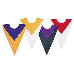 Plain Reversible Choir Stole - 6/pk