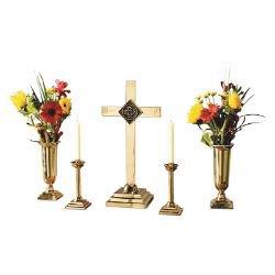 5 Piece Altar Set
