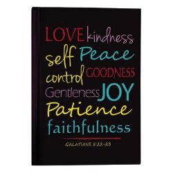Fruit of the Spirit Journal - 12/pk