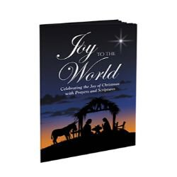 Joy to the World Book - 12/pk