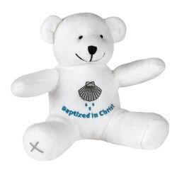 Baptism Bear - 4/pk