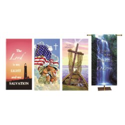Everyday Series Banners - Set of 4