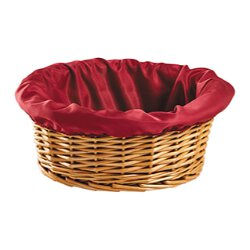 Round Receiving Basket Without Handle