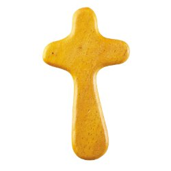 Hand-Held Prayer Cross - 12/pk