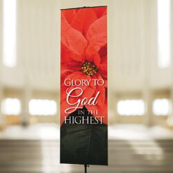 Colors of the Season Series Banner - Glory to God in the Highest