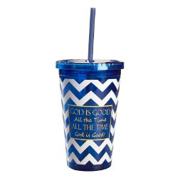 God is Good All the Time Tumbler - 6/pk