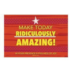 Pass It On Cards: Ridiculously Amazing