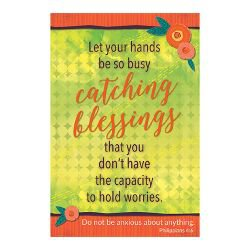 Pass It On Cards: Catching Blessings