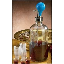 Glass Communion Cup Filler