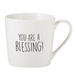 You are a Blessing! Cafe Mug-