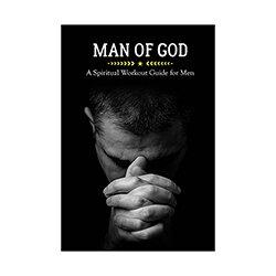 Man of God Devotional Book - 12/pk