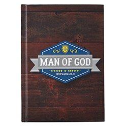 Man of God Journal - 12/pk