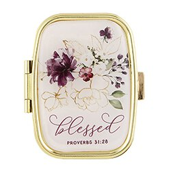 Blessed Pill Box - 8/pk