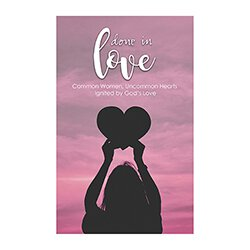 Done in Love Devotional Book - 12/pk
