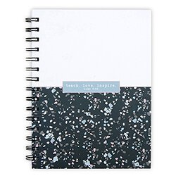 Teach, Love, Inspire Notebook - 6/pk