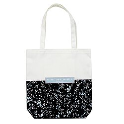 Teach, Love, Inspire Tote Bag with Inside Pocket - 8/pk